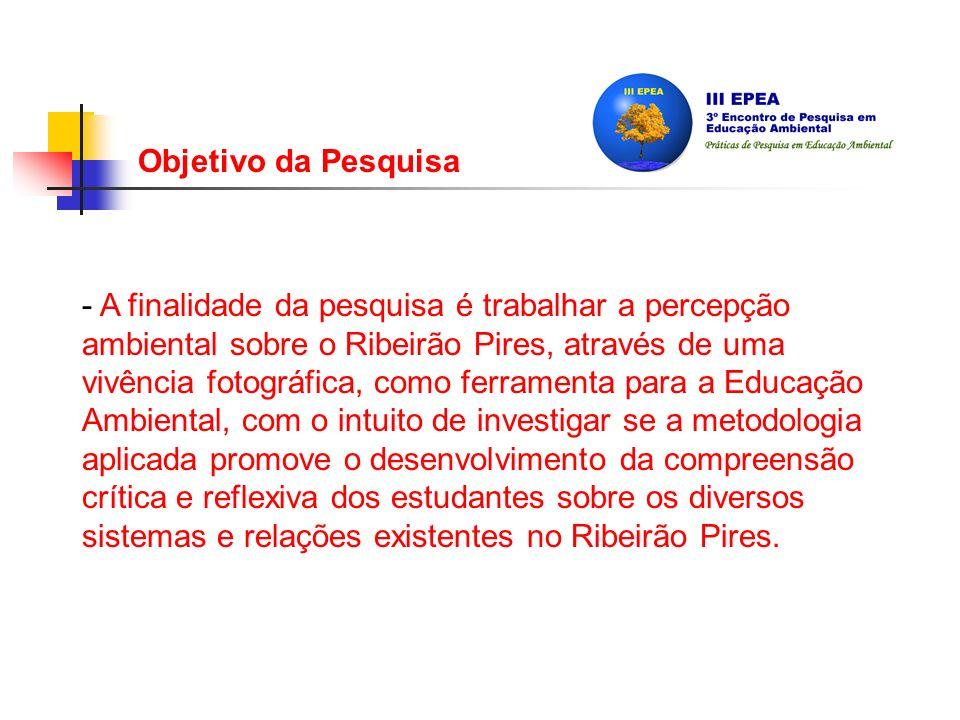 Plano de Trabalho - As atividades estão sendo realizadas em uma escola de um bairro rural da cidade de Limeira, com alunos da 4ª série.