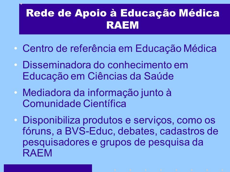 Luciana Danielli de Araujo Associação Brasileira de Educação Médica – ABEM Av.