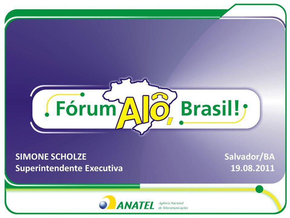 Contextualização As motivações da Anatel para realização do evento Situação das propostas já encaminhadas Apresentação institucional da Agência Metodologia