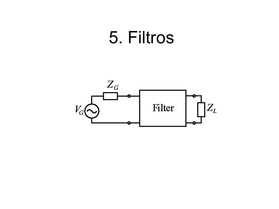 5.1.Definição Circuito de duas portas. Circuito conservativo e recíproco.