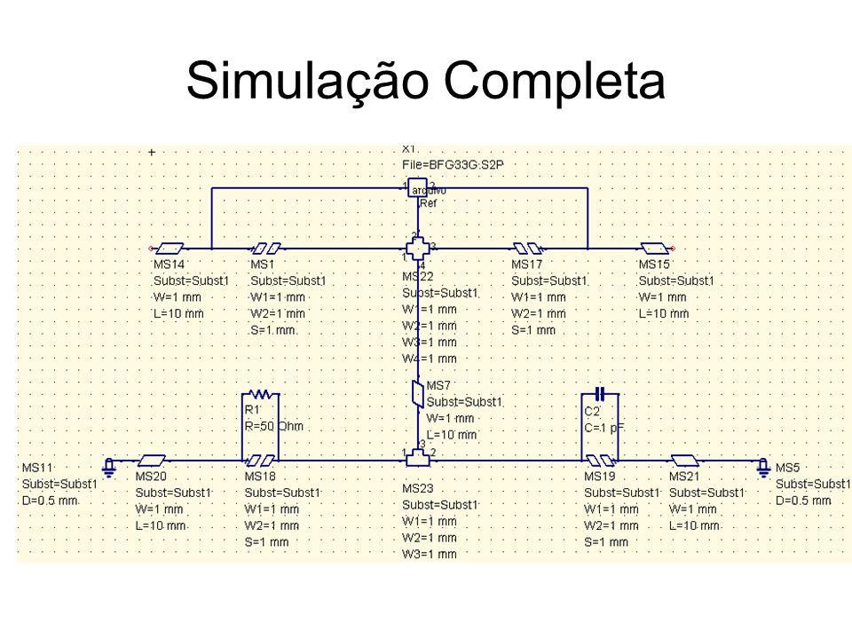 Simulação Completa