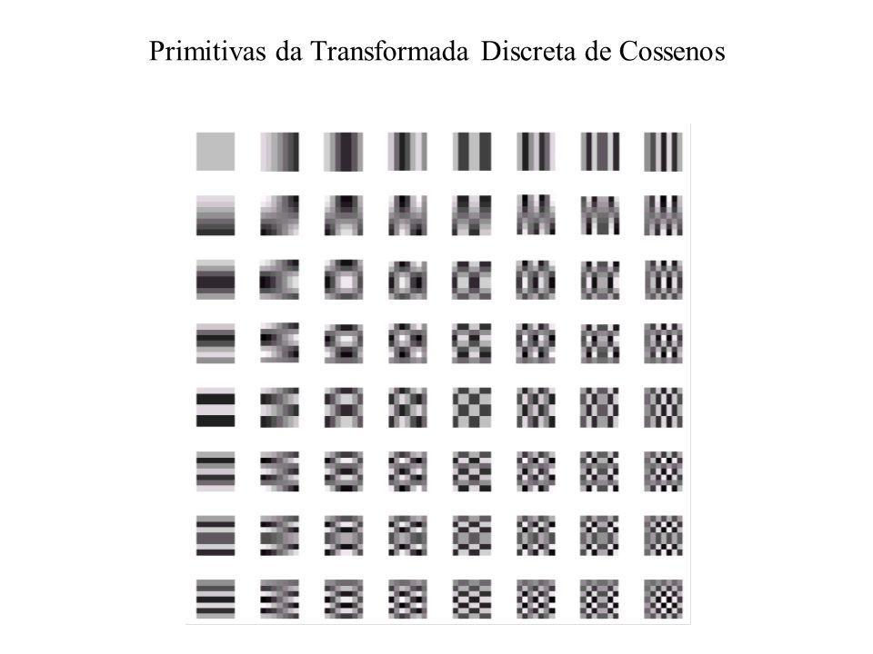 Primitivas da Transformada Discreta de Cossenos