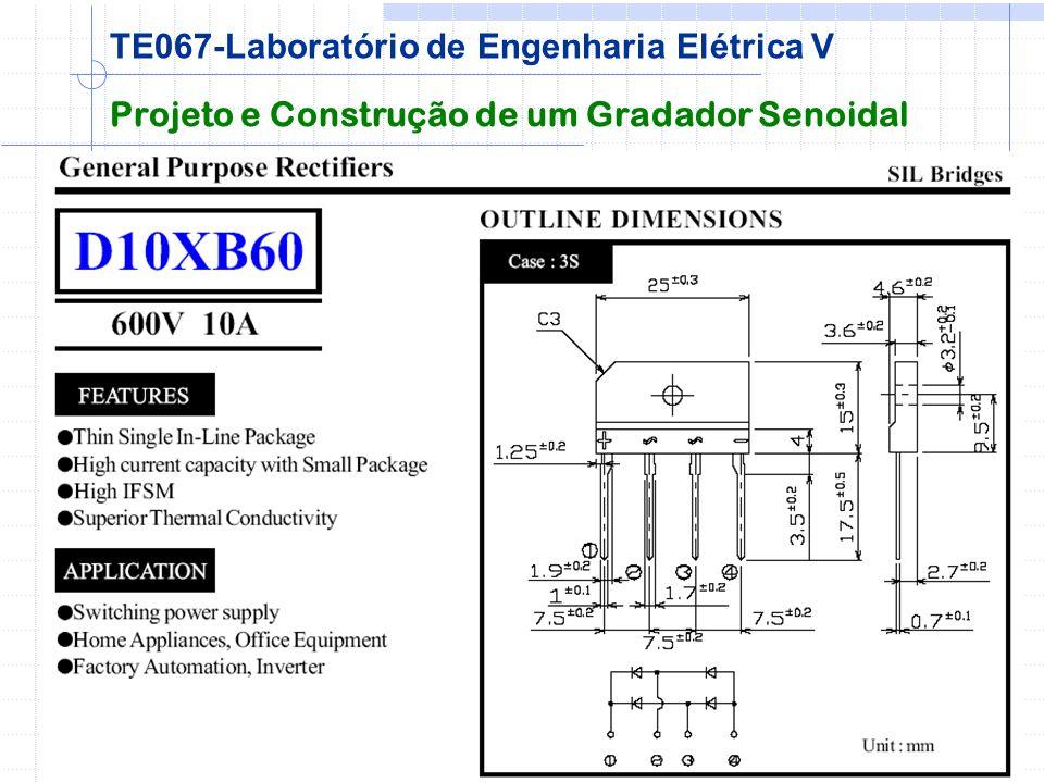 Projeto e Construção de um Gradador Senoidal TE067-Laboratório de Engenharia Elétrica V