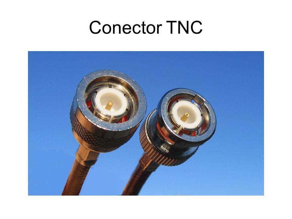 Conector TNC