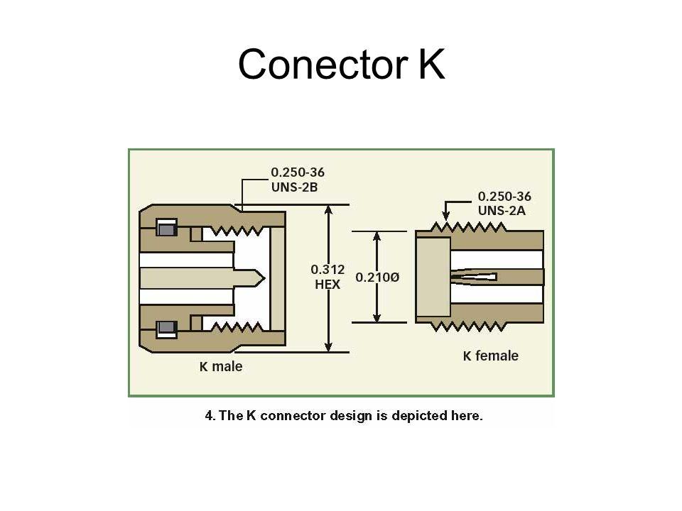 Conector K