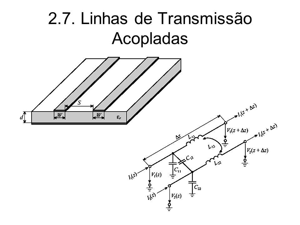 2.7. Linhas de Transmissão Acopladas