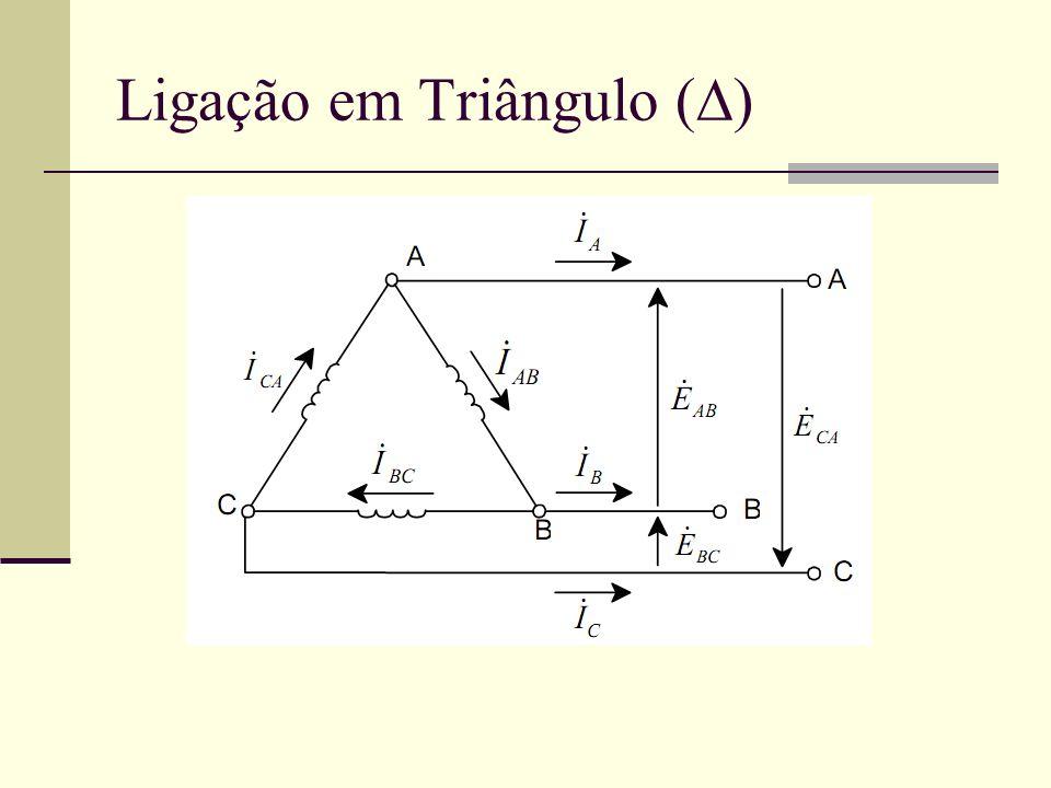 Ligação em Triângulo ( )