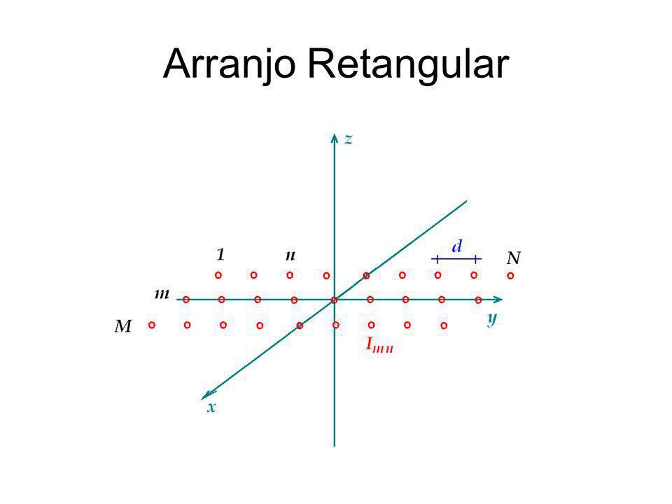 Arranjo Retangular
