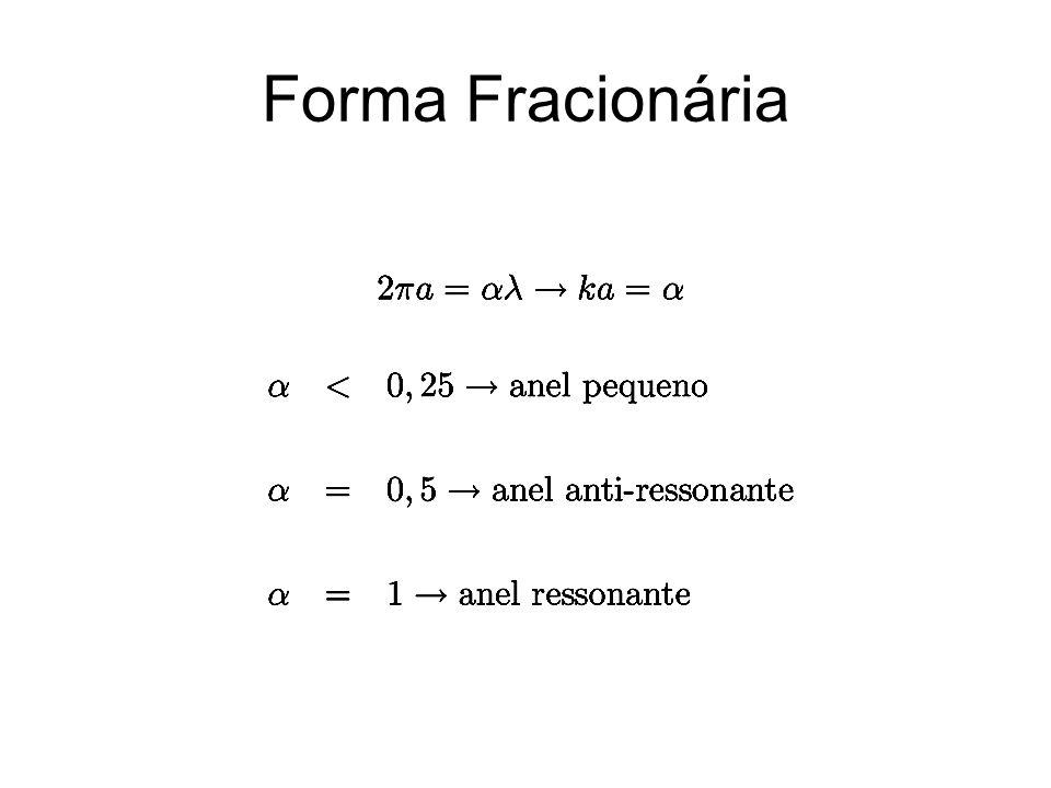 Forma Fracionária
