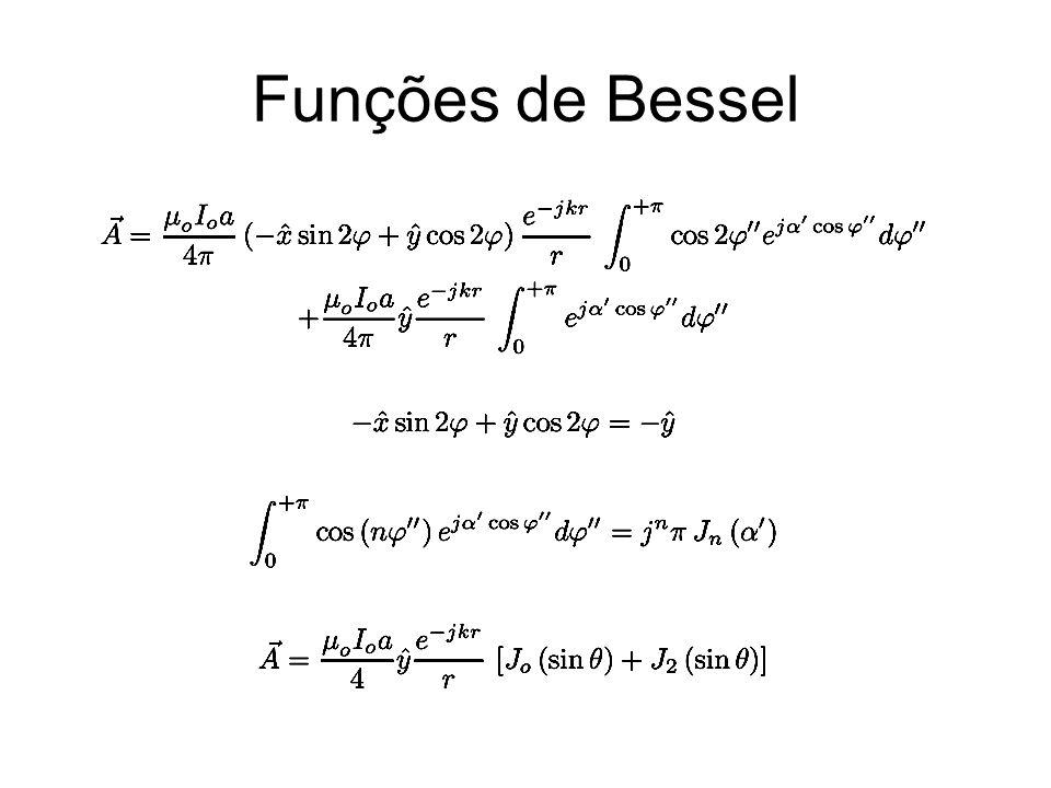 Funções de Bessel