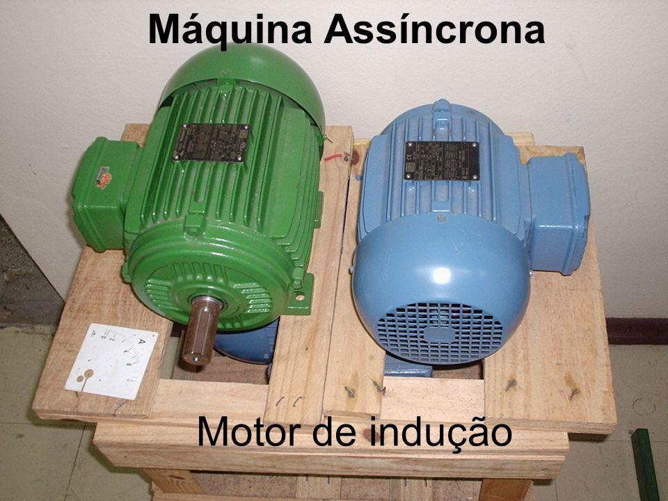 Motor de indução Máquina Assíncrona