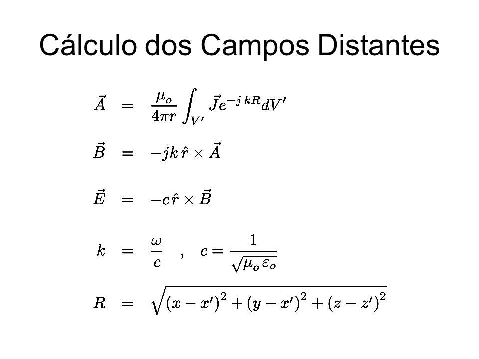 Cálculo dos Campos Distantes