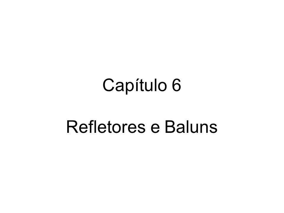 Capítulo 6 Refletores e Baluns