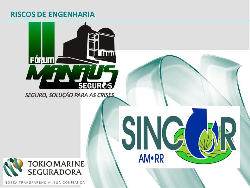RISCOS DE ENGENHARIA ARMADILHAS Falta de familiarização com o produto/coberturas; Documentação; Acompanhamento da Obra.