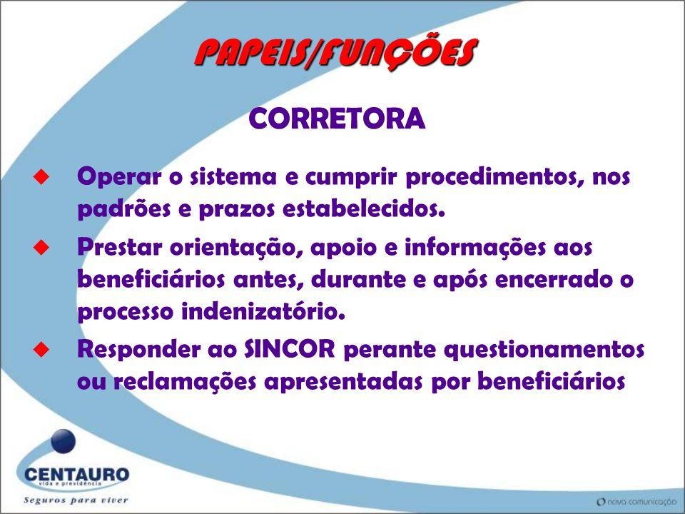 PAPEIS/FUNÇÕES u Aderir ao projeto e qualificar operador(es). u Firmar contrato de serviços, no qual, além das cláusulas convencionais, constará compr