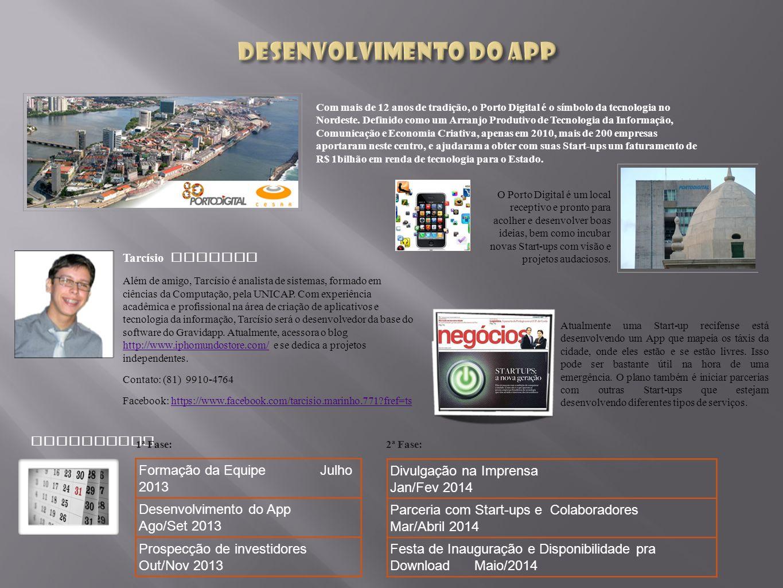Com mais de 12 anos de tradição, o Porto Digital é o símbolo da tecnologia no Nordeste.