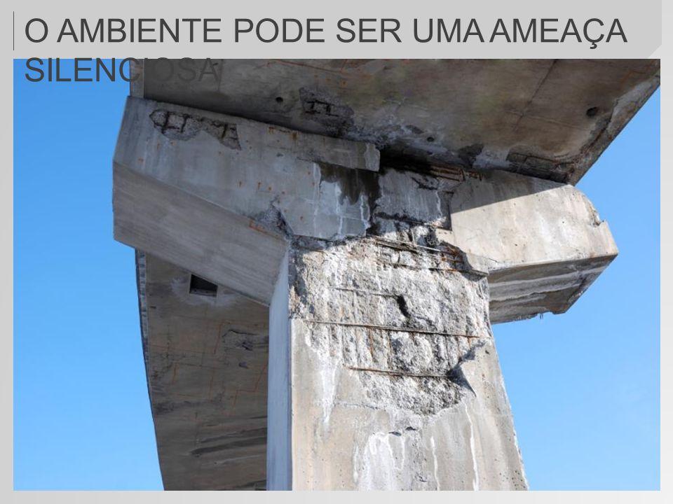 O AMBIENTE PODE SER UMA AMEAÇA SILENCIOSA
