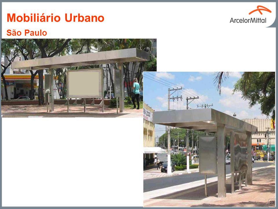 23 Mobiliário Urbano São Paulo