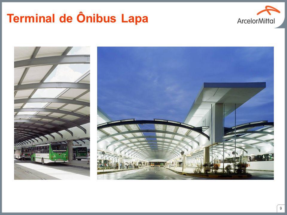 Terminal de Ônibus Lapa 9