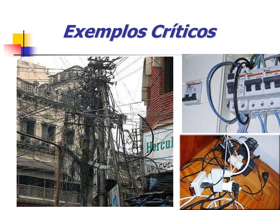 Exemplos Críticos Exemplos Críticos