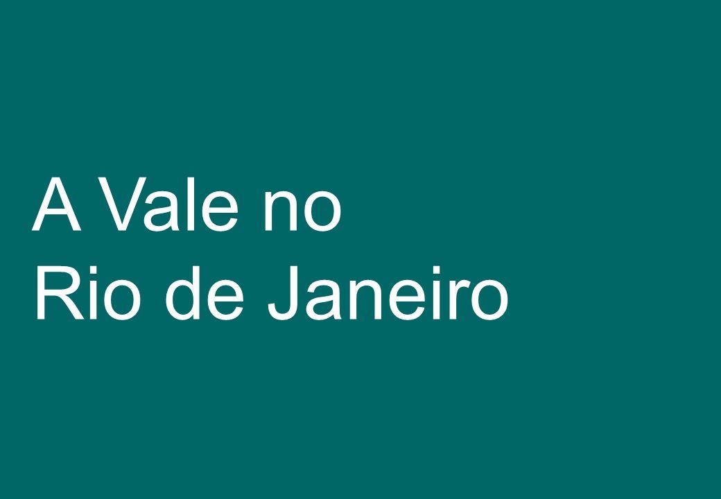 A Vale no Rio de Janeiro