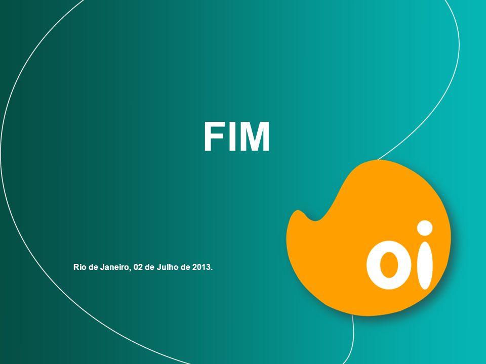 PAG 20 FIM Rio de Janeiro, 02 de Julho de 2013.