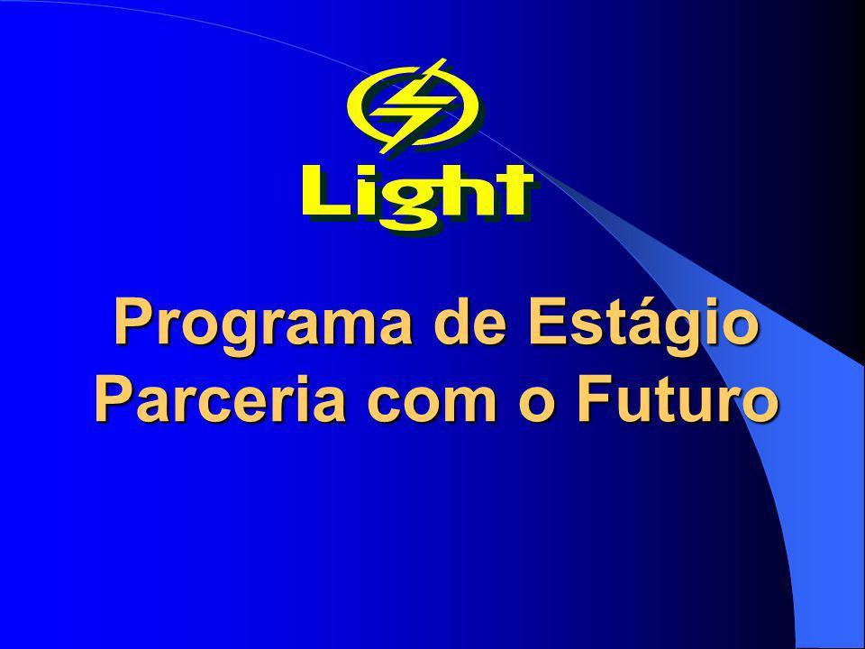 Programa de Estágio Parceria com o Futuro