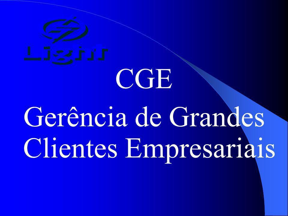 CGE Gerência de Grandes Clientes Empresariais