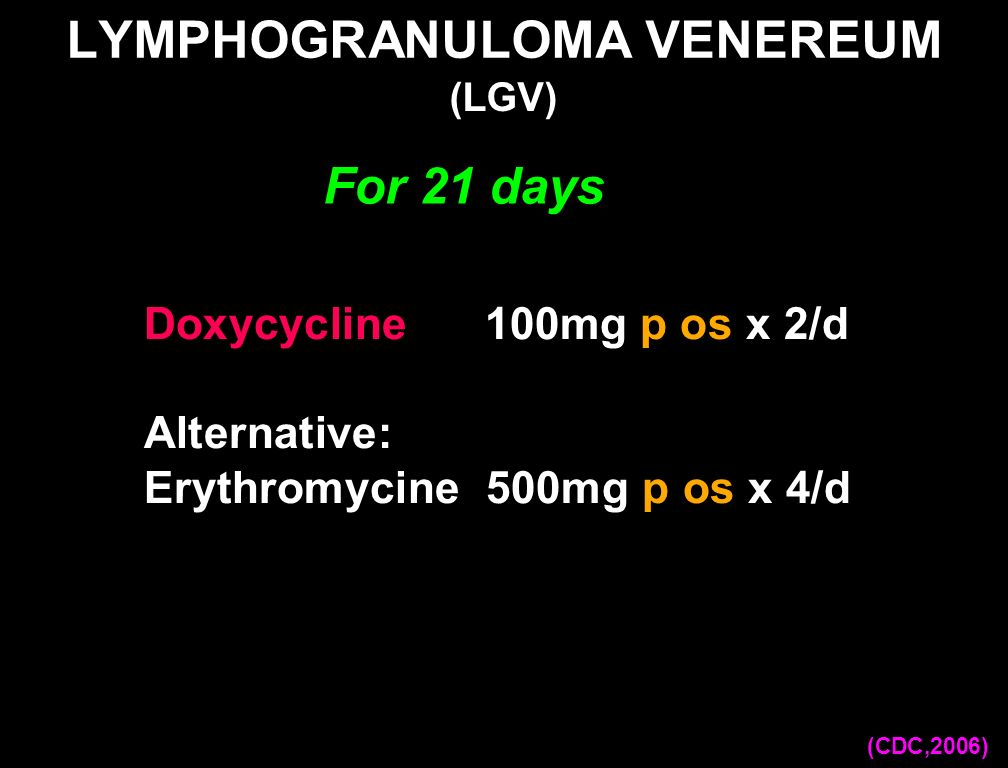 Ceftriaxone 125mg IM x 1 Ciprofloxacine 500mg p os x 1 + Tt anti-chlamydia si diagnostic non éliminé Azithromycin 1 g orally in a single dose OR Doxycycline 100 mg orally twice daily for 7 days.
