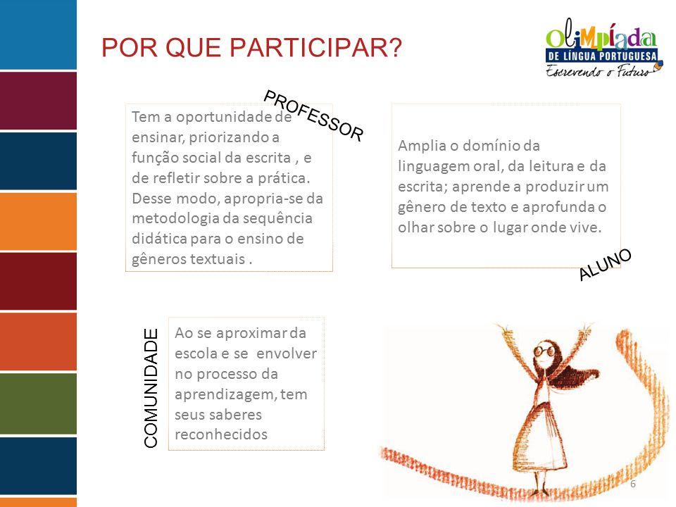 Incorporação da metodologia ao ensino da escrita FORMAÇÃO DE PROFESSORES Mobilização das escolas e professores.