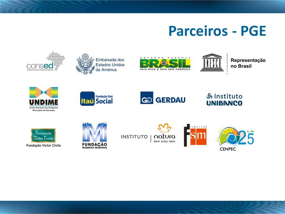 Parceiros - PGE