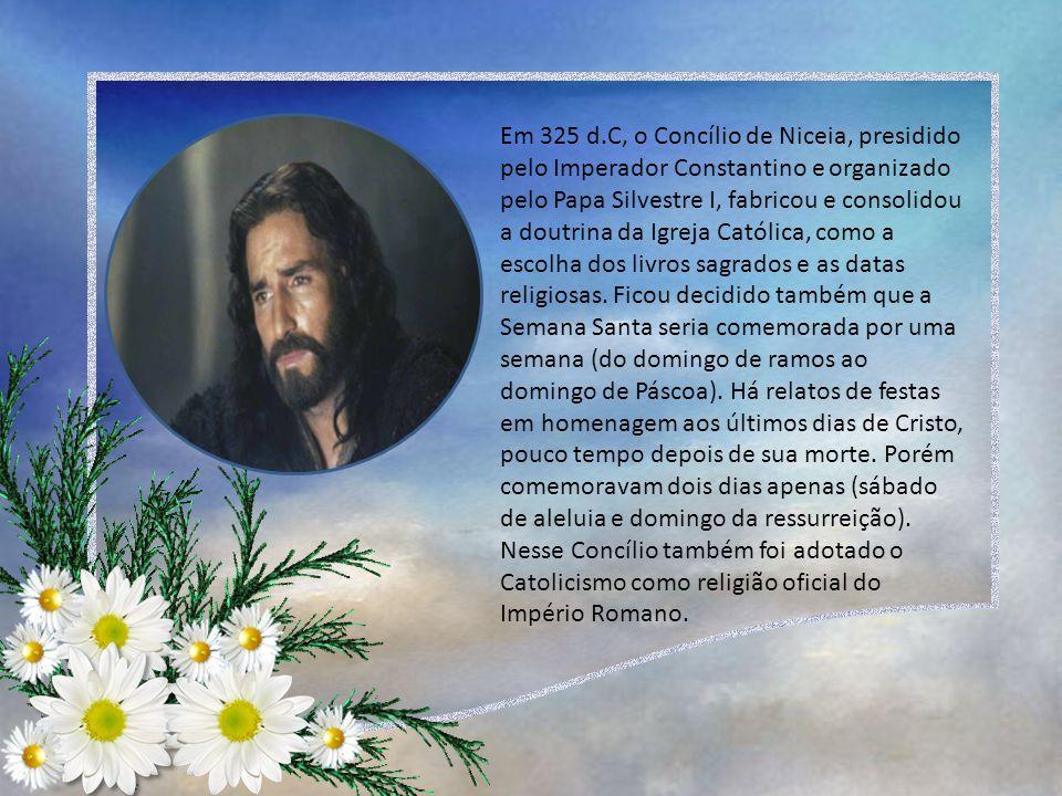 Jesus tinha conhecimento de tudo que iria passar, da peregrinação que o levaria à morte.