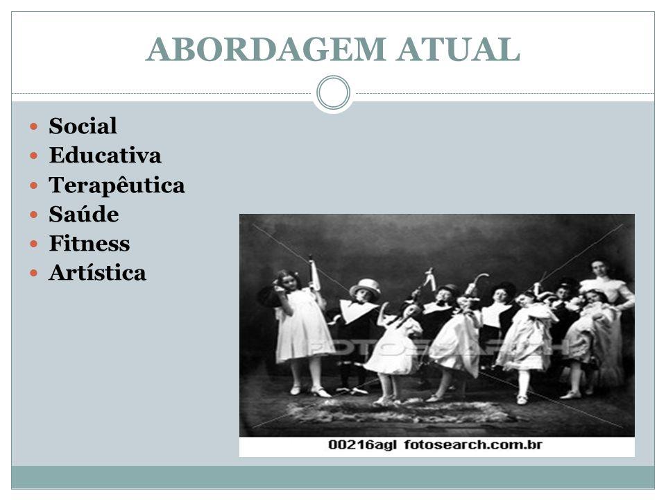 OBJETIVOS (PCNs) 1.Aspectos histórico-sociais das danças 2.