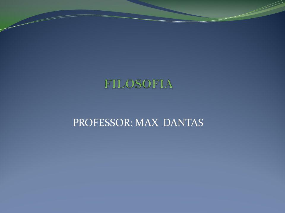 PROFESSOR: MAX DANTAS