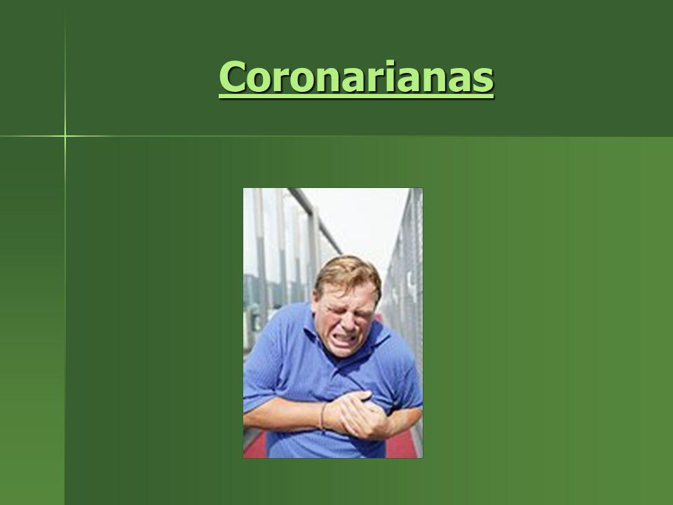 Coronarianas