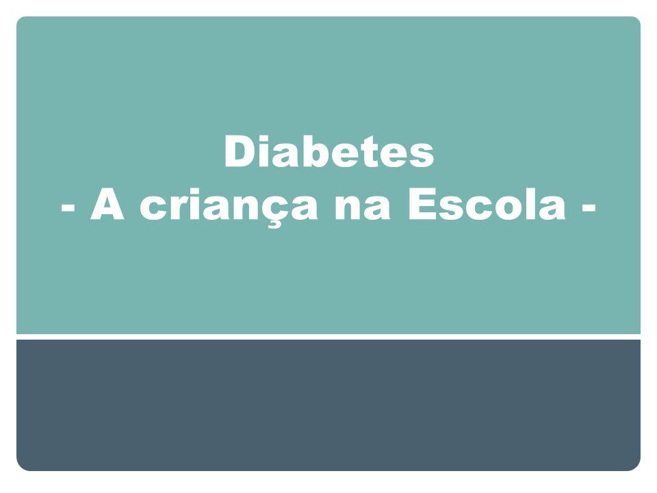 O que é a diabetes Aumento anormal e crónico de glicose no sangue Origem da glicose = Hidratos de carbono = açúcares Transformada a partir dos alimentos Produzida pelas células Armazenada no fígado e músculo A glicose é transformada em energia Precisamos de energia para tudo.