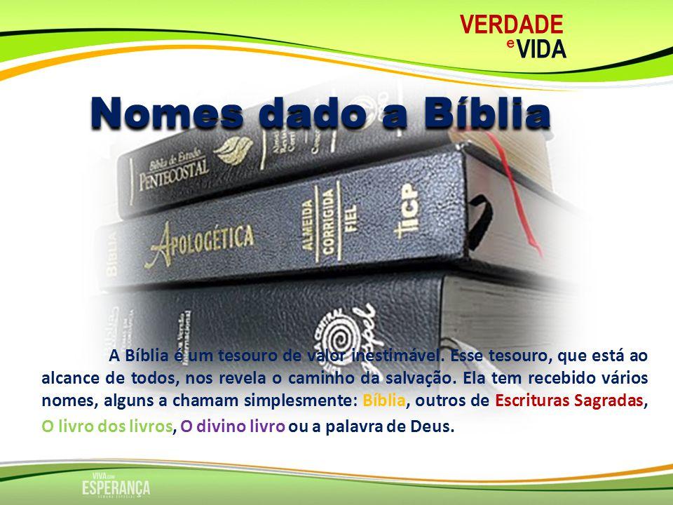VERDADE e VIDA Lucas 8:21 Minha mãe e meus irmãos são aqueles que ouvem a Palavra de Deus .
