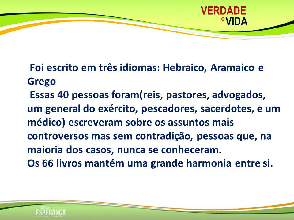 VERDADE e VIDA 1 LIVRO COM VARIOS LIVROS BÍBLIA BÍBLIOTECA 39 27