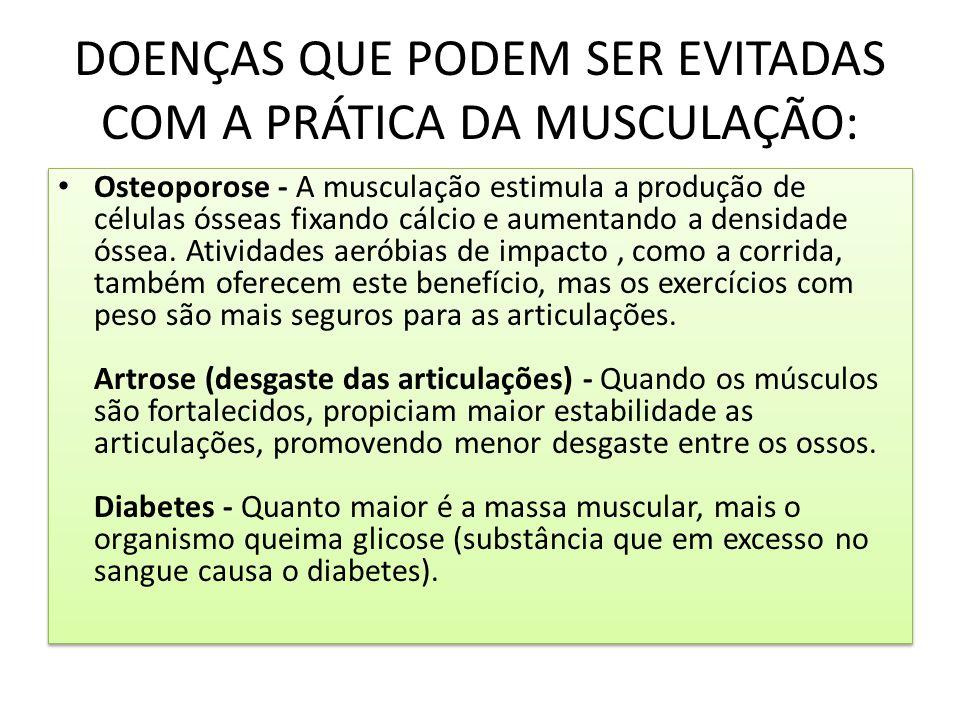 As Séries na Musculação As séries da musculação dependem muito do objetivo que o praticante pretende com aquela atividade e a disponibilidade do praticante.