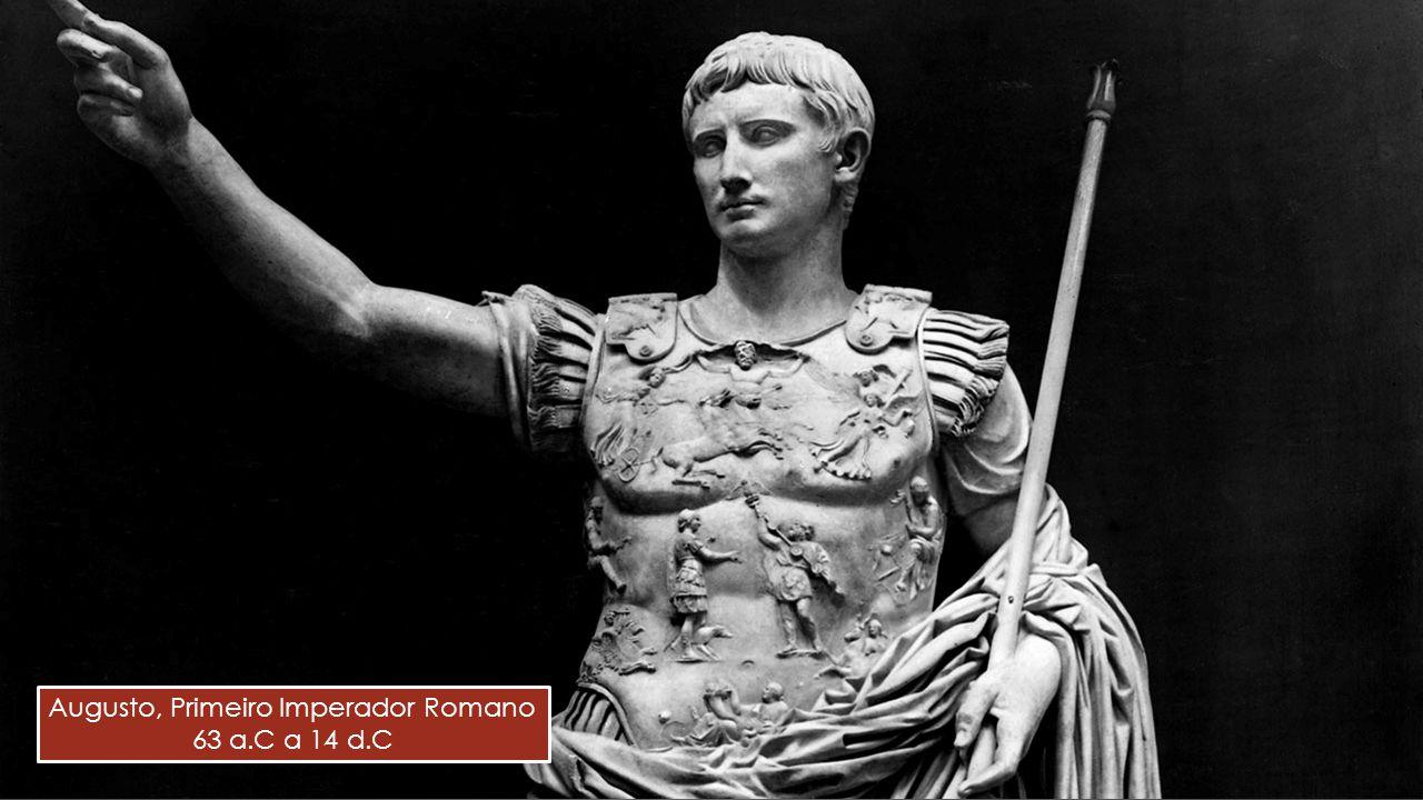 Resultado de imagem para imperador romano augusto