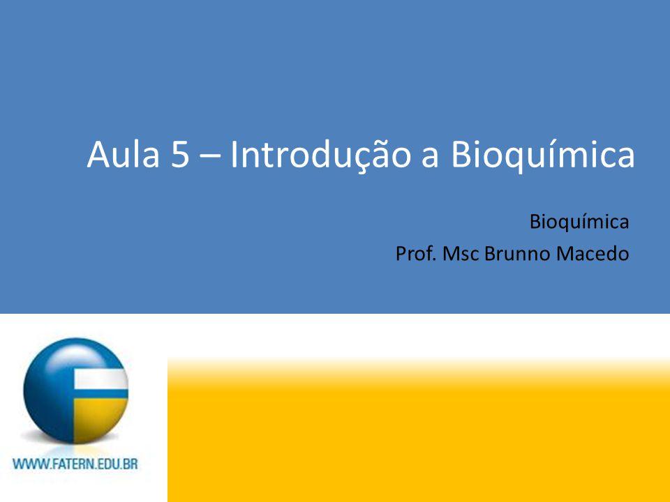 Objetivo Conhecer a importância do estudo da Bioquímica como alicerce para os profissionais da saúde assim como expor um resumo dos assuntos abordados ao longo do curso.