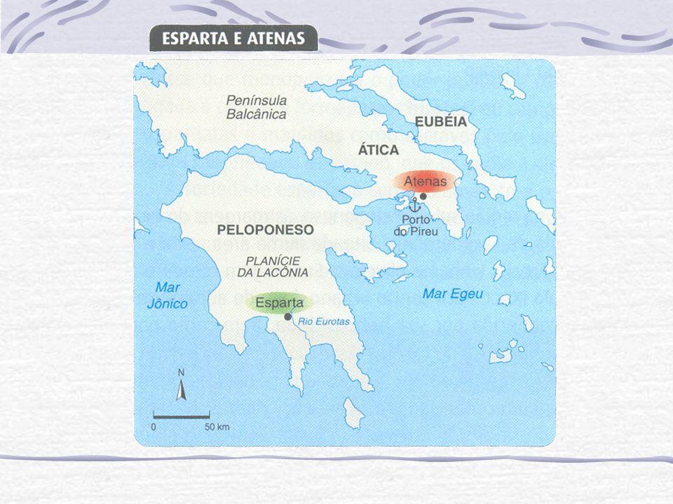 POVOS FORMADORES Aqueus Pelasgos Dórios Jônios Eólios Cretenses +