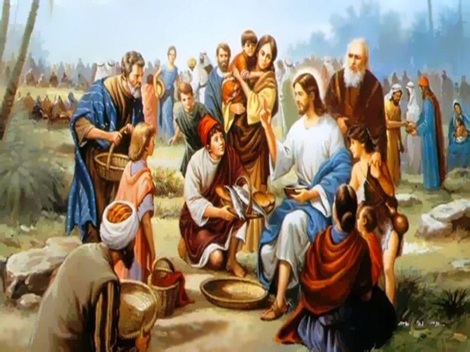 É um conjunto de 5 domingos, em que somos convidados a refletir sobre a Multiplicação dos PÃES e o Sermão do PÃO DA VIDA.