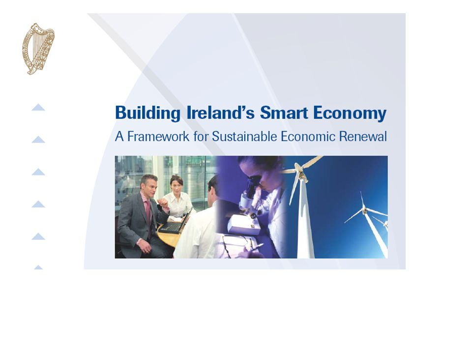 From: Dr Celia Gallagher, Irish Universities Association, National Research Platform Innovations Research Institutions Industry Government Open Exchange Irelands Innovation generators The Innovation Island Society The Innovation Island Knowledge