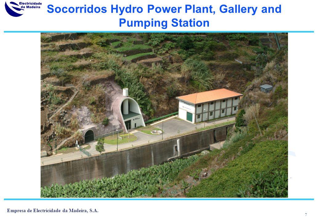 17 Empresa de Electricidade da Madeira, S.A.