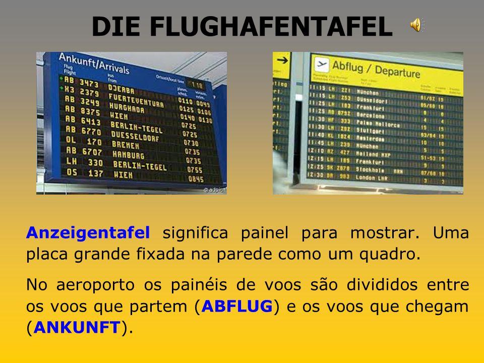 DER KOFFERKULI Der Koffer é a mala, o baú, a valise.