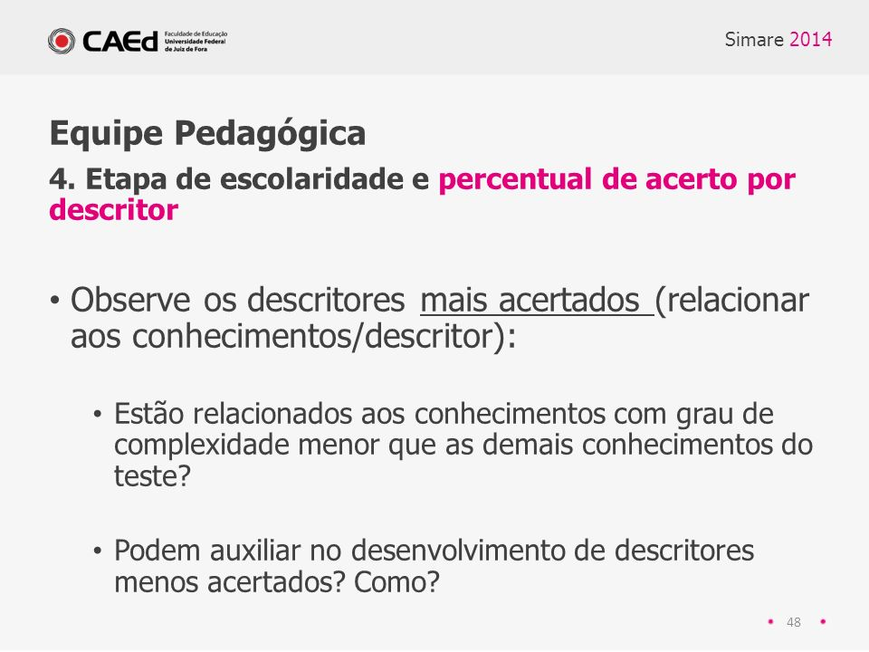 Simare 2014 48 Equipe Pedagógica 4.