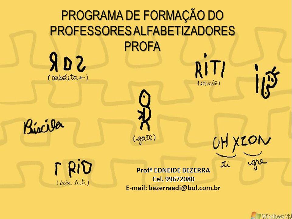 Resultado de imagem para Programa de Formação de Professores Alfabetizadores