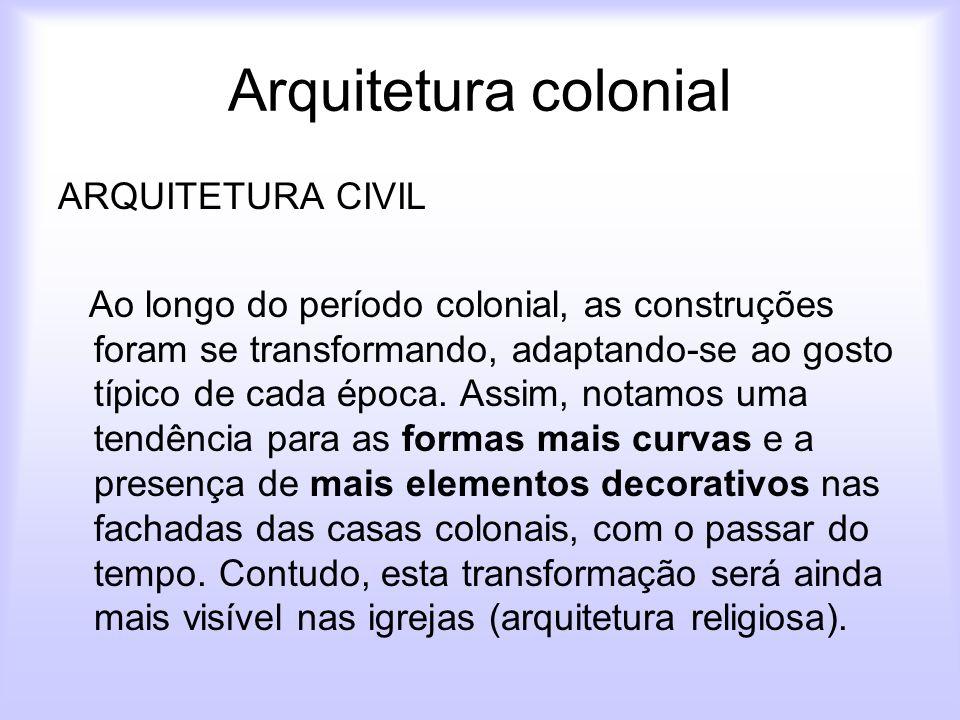 Famosos Arte no Brasil Colonial Arquitetura e urbanismo - ppt video online  TO43
