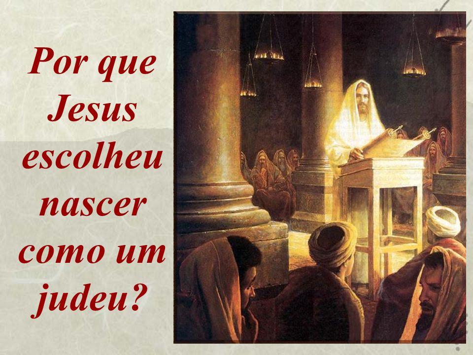 Jesus escolhe seus Apóstolos.